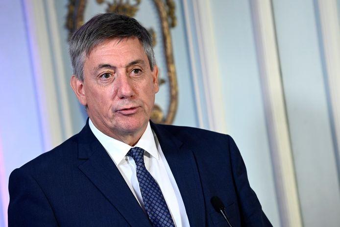 Vlaams minister-president Jan Jambon (N-VA).