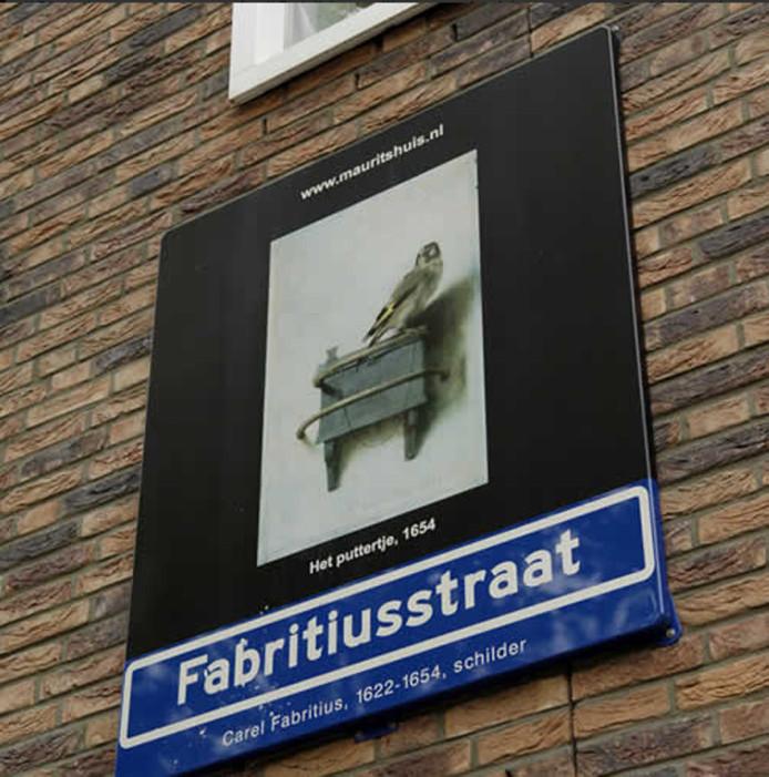 Het Straatnaammuseum in Schilderswijk