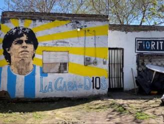 Geboortehuis van Maradona wordt nationaal monument in Argentinië