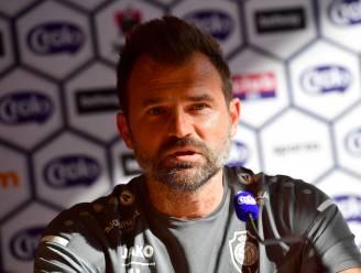 """Ivan Leko: """"Ik ben tevreden over wat Lamkel Zé de voorbije dagen toonde, maar of hij ook gaat spelen..."""""""