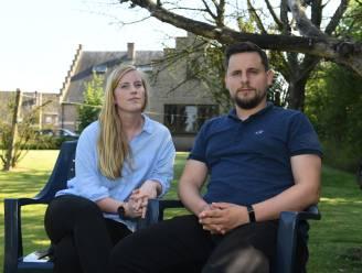 """Korneel en Els vonden 17-jarige jogster halfnaakt, bebloed en vol modder: """"Ze bleef maar herhalen dat een man met een mes haar had aangevallen"""""""