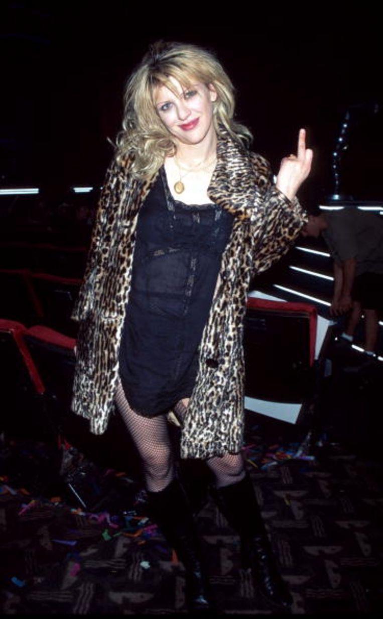Courtney Love. Beeld Kevin Mazur/WireImage