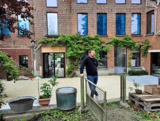 """Jonas Hoste (33) uit Lozer bouwt dokterswoning Cuvelier om tot Château Renaissance: """"Ik kon Ronse niet uit mijn hoofd zetten"""""""
