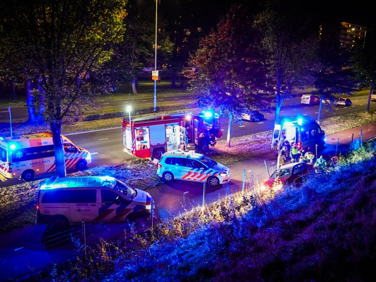 Man (73) uit Den Bosch raakt onwel tijdens het rijden en overlijdt na botsing