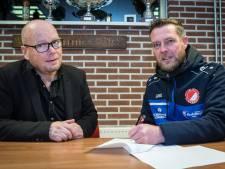 Robert Rinders stopt ermee, VV Reünie moet op zoek naar nieuwe voorzitter