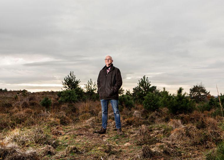 Martin Drenthen: 'De natuur respecteren is complexer dan we denken.' Beeld Hilde Harshagen
