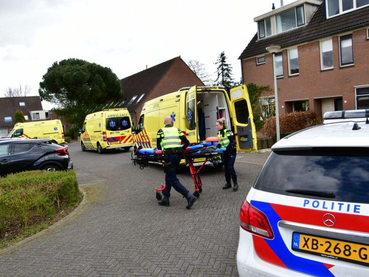 Drie gewonden bij steekpartij in Westervoort