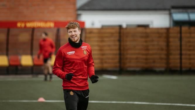 """Eerste kennismaking met KV Mechelen-spits Ferdy Druijf (22): """"Alleen invallen bij AZ was te weinig voor mij. Ik ben gretig"""""""