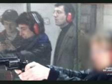 Une image inédite de Xavier Dupont de Ligonnès et ses fils au stand de tir, un mois avant la tuerie