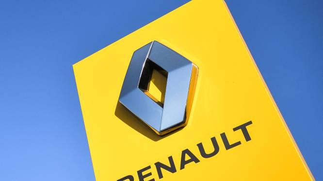 Renault gaat half miljoen minder wagens bouwen door chiptekort