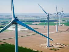 Provincie tikt exploitant windpark op de vingers