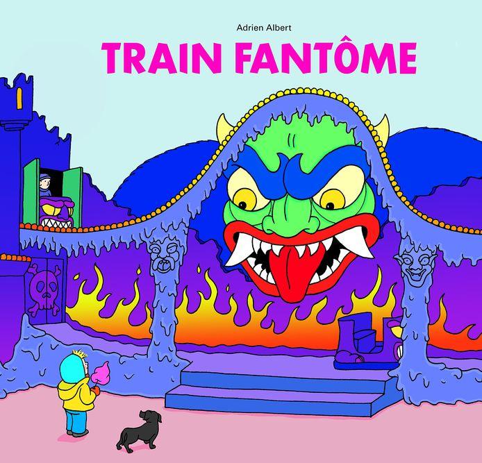 Le train fantôme, pour ceux qui aiment se faire peur.