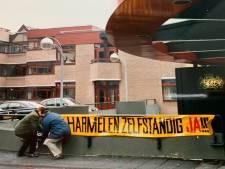 In 1997 protesteerden bewoners Harmelen tegen een fusie, het mocht niet baten: 'Het voelt nog als onzin'