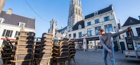 Bredase horeca maakt zich op voor protestactie met illegale terrassen