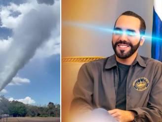 President El Salvador plaatst 'lasereyes' en wil bitcoin minen met vulkaanenergie