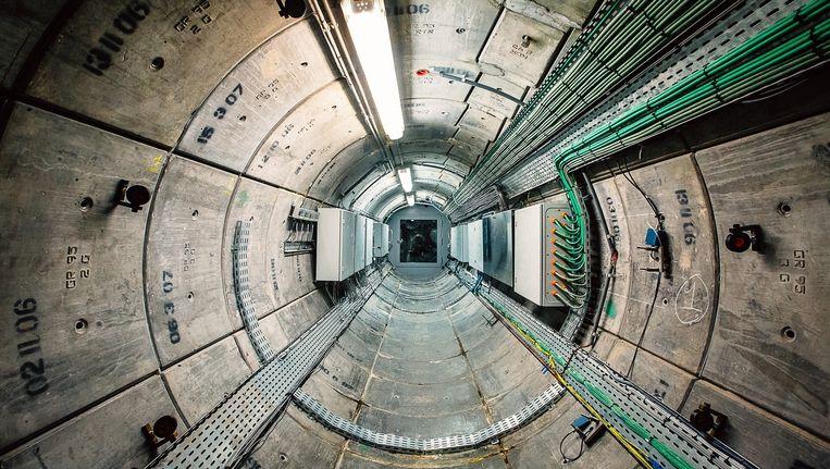 Het Studiecentrum voor Kernenergie in Mol werd mogelijk geviseerd door terroristen. Beeld © Jesse Willems