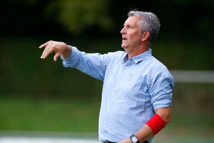 Aalst-coach Carl De Geyseleer prees de uitstekende mentaliteit van zijn spelersgroep op Diegem en voert met zijn ploeg het klassement aan.