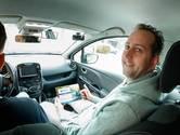 Business Awards winnaar Willem-Jan Frijters geeft rijles aan 'alles op wielen'