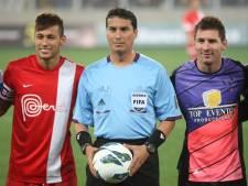 Messi bat Neymar 8-5 dans un match caritatif à Lima
