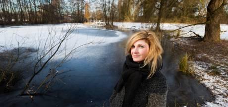 Babylijkje op het ijs: 'Onvoorstelbaar dat iemand een kind letterlijk weggooit'