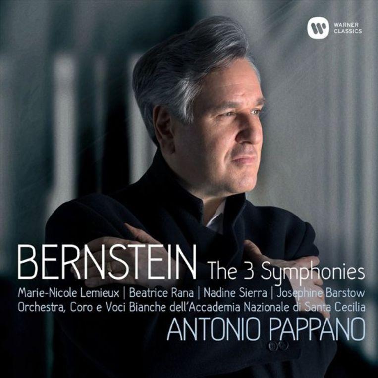 Bernstein: The 3 Symphonies. Beeld