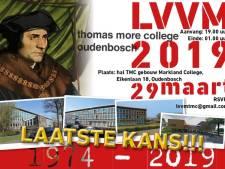 Reünisten Thomas More College grijpen laatste kans om oude schoolgebouw te zien