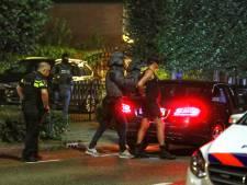 Arrestatieteam haalt man met mes uit restaurant Doorn