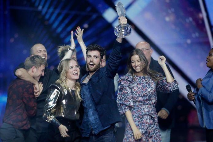 Door de winst van Duncan Laurence zou het Eurovisie Songfestival dit jaar plaatsvinden in Ahoy. Vanwege corona is het een jaar uitgesteld.
