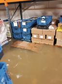 1/3 van de voeding voor de voedselpakketten moet weggesmeten worden.