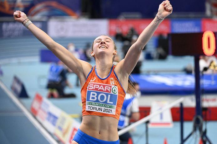 Atletieksensatie Bol onbedreigd naar EK-goud op 400 meter.