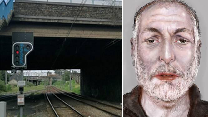 Onbekende man dood aangetroffen op treinsporen in Charleroi