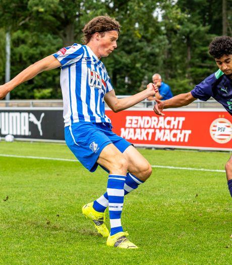 Maand na vertrek bij FC Eindhoven duikt Janssen op bij tweededivisionist De Treffers