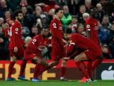 Wijnaldum scoort voor winnend Liverpool