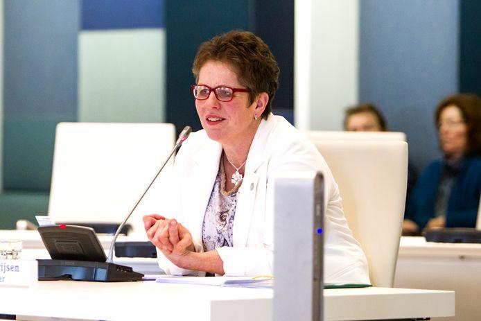 Wethouder Financiën Liesbeth Grijsen