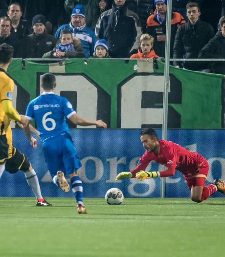 Birighitti: 'Verdedigers hadden mij moeten helpen door druk op de bal te zetten'