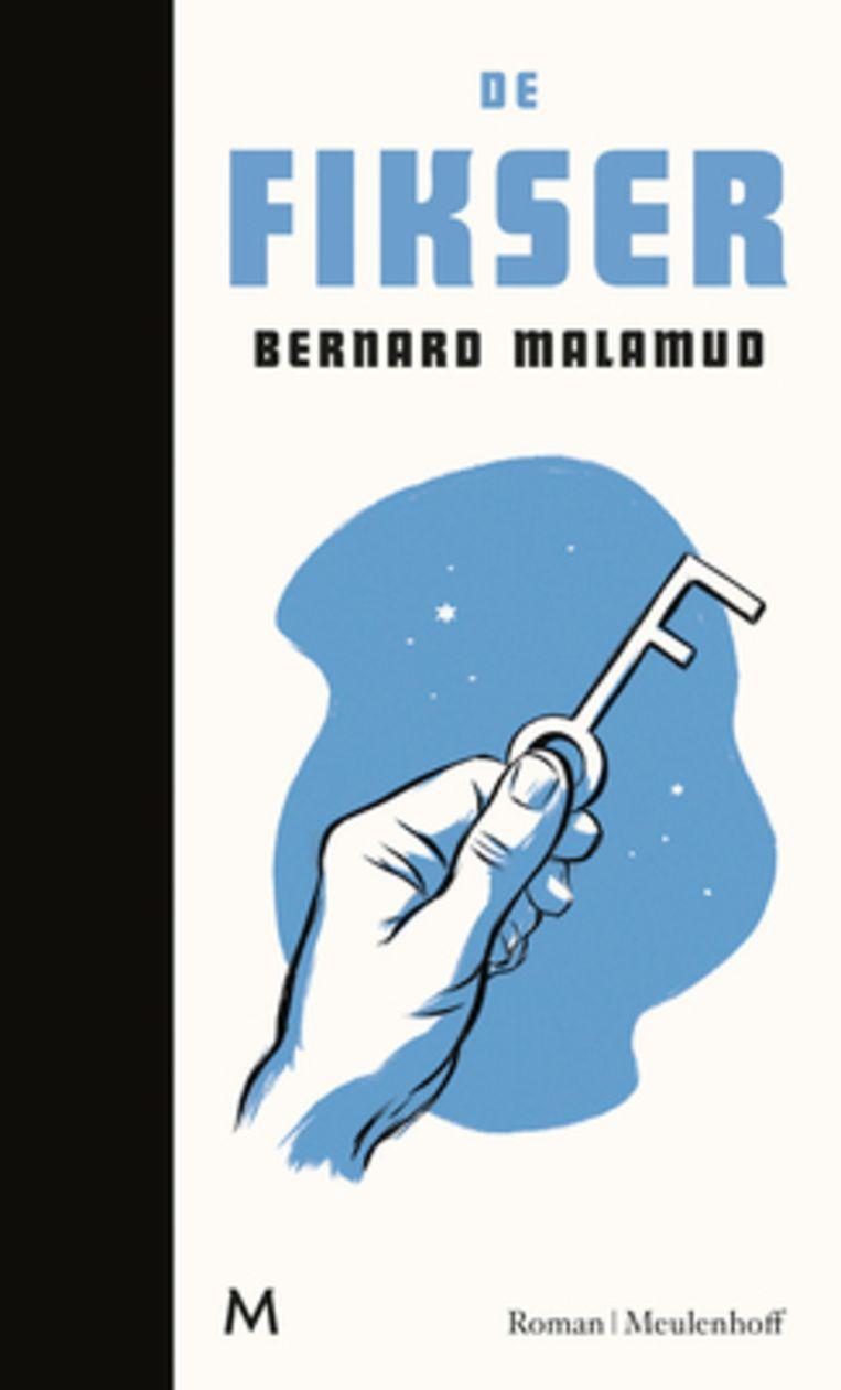 'De fikser' van Bernard Malamud. Beeld rv