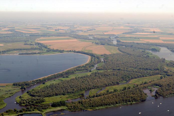 De Biesbosch is in rap tempo een trekpleister voor toeristen aan het worden.