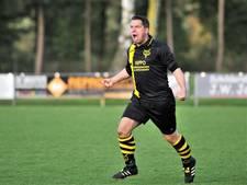 Redichem's topschutter Mösle hard op weg naar de 10, SC Oranje onderuit