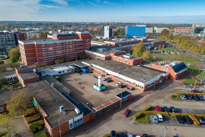 Het ziekenhuis in Lelystad.