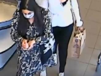 Herkent u deze dievegges? Faroek zoekt vrouwen die bankkaart van bejaarde dame (86) hebben gestolen