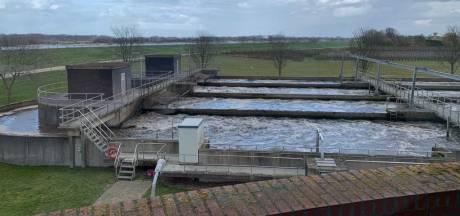 Minder energie nodig voor rioolwaterzuivering in Zaltbommel