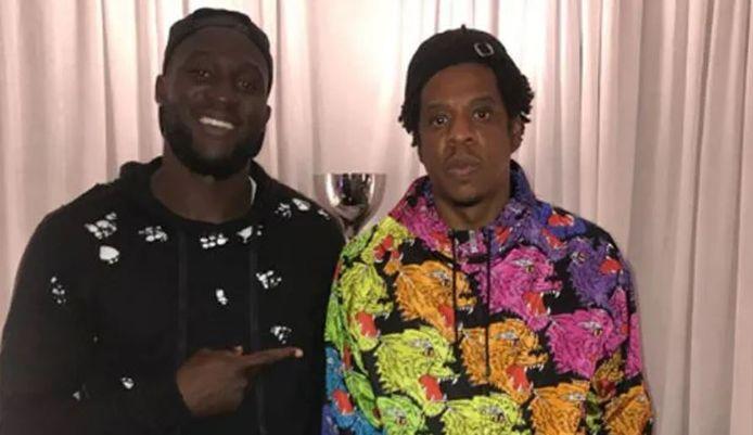 Romelu Lukaku et Jay-Z