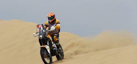 Mirjam Pol rijdt laatste 10 dagen Dakar Rally met gebroken pols