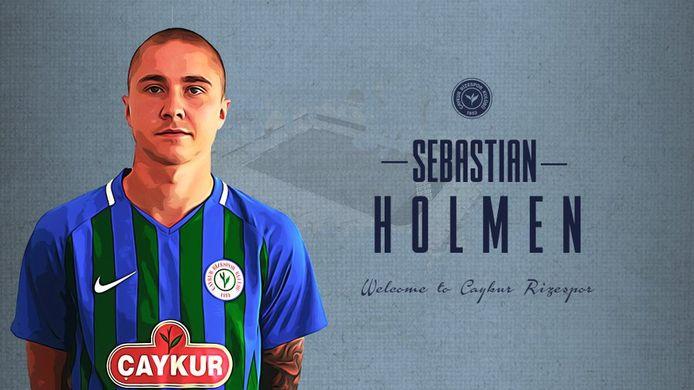 Sebastian Holmen