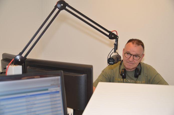 Chris De Bruycker is één van de nieuwe stemmen op de digitale Radio ZRO.