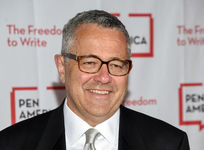 Jeffrey Toobin in mei 2018 in New York.