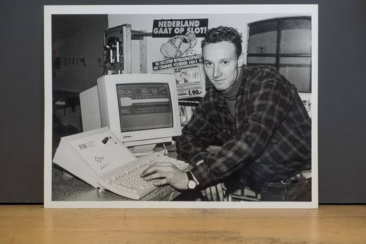 De Gouden Sleutel, 25 jaar geleden.