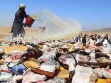 Opiumexport Afghanistan maakte taliban machtig