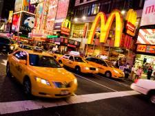 Hoe de iconische gele taxi uit New York verdwijnt