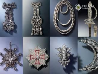 Nieuwe beloning voor tip over gestolen Duitse juwelenschat brengt totaal op 6,5 miljoen euro